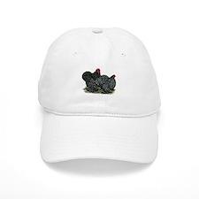 Cochins Mottled Pair Baseball Cap