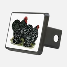 Cochins Mottled Pair Hitch Cover