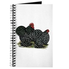 Cochins Mottled Pair Journal