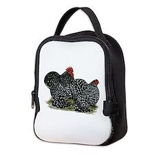 Cochins Mottled Pair Neoprene Lunch Bag