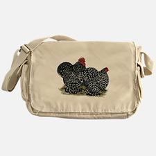 Cochins Mottled Pair Messenger Bag
