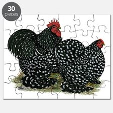 Cochins Mottled Pair Puzzle
