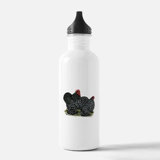 Cochins Mottled Pair Water Bottle