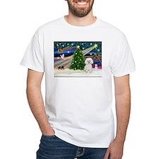 Xmas Magic & Bichon #2 Shirt