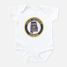 Alabama Bomb Squad Infant Bodysuit