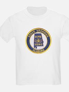 Alabama Bomb Squad Kids T-Shirt