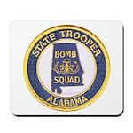 Alabama Bomb Squad Mousepad
