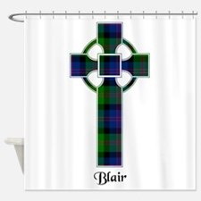 Cross - Blair Shower Curtain