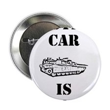 """My Other Car is a Tank 2.25"""" Button"""