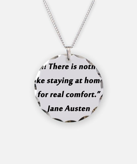 Austen - Staying At Home Necklace