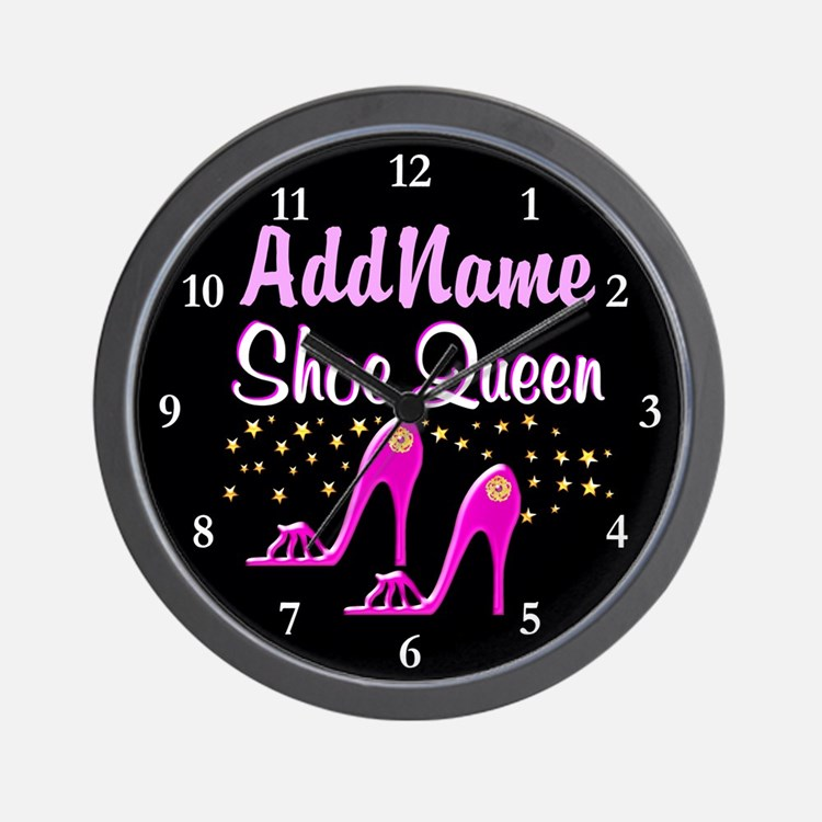 FASHION GIRL Wall Clock