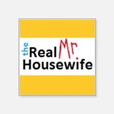 Real Mr. Housewife Sticker