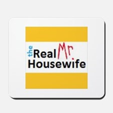 Real Mr. Housewife Mousepad