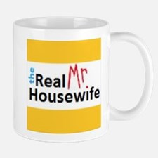 Real Mr. Housewife Small Small Mug