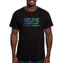 Want good karma? T