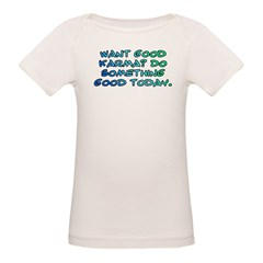 Want good karma? Tee