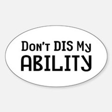 Don't Ability Decal