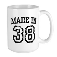 Made In 38 Mug