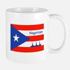 Nuyorican Statue of Liberty New York City 3 Mug