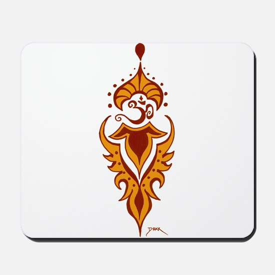 Transformation Flame Mousepad