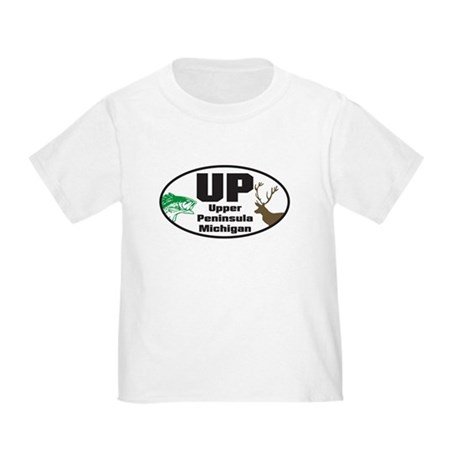 Upper Peninsula Toddler T-Shirt