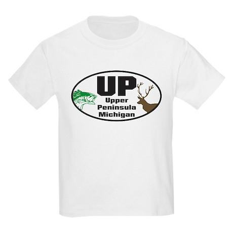Upper Peninsula Kids Light T-Shirt