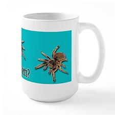 Tarantula Got Crickets Mug
