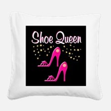 LOVE SHOES Square Canvas Pillow