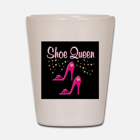LOVE SHOES Shot Glass