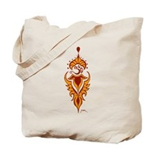 Transformation's Flame Tote Bag
