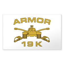 Armor - 19K Decal
