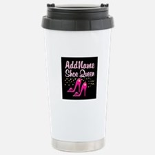 PINK SHOES Stainless Steel Travel Mug