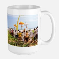 Bali Temple Ceremony 1 Mug