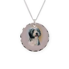 Bearded Collie Necklace