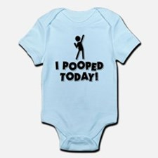 I Pooped Today! Onesie