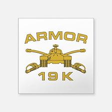 Armor - 19K Sticker