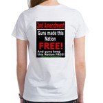 2nd Amendment Women's T-Shirt