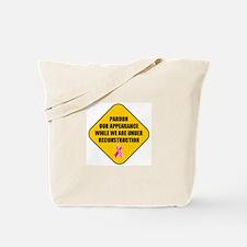 Reconstruction Tote Bag