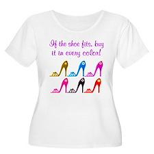 DAZZLING SHOES T-Shirt