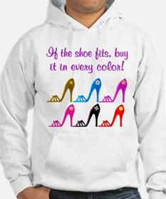 DAZZLING SHOES Hoodie