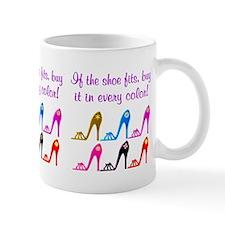 DAZZLING SHOES Small Mug