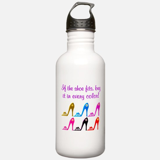 DAZZLING SHOES Water Bottle