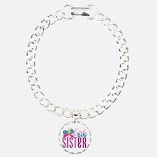 Cutest Big Sister Butterfly Bracelet