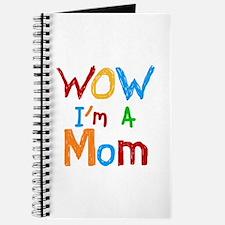 WOW I'm a Mom Journal