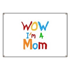 WOW I'm a Mom Banner