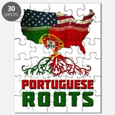 American Portuguese Roots Puzzle