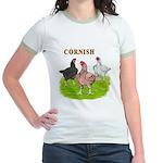 Cornish Trio Jr. Ringer T-Shirt