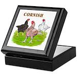 Cornish Trio Keepsake Box