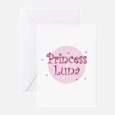 Luna Greeting Cards (Pk of 10)