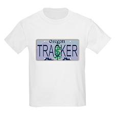 Oregon Tracker Kids T-Shirt